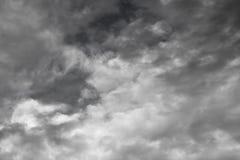 Le ciel du diable Images stock