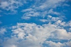 Le ciel est bleu Images stock