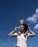 Le ciel est la limite Images libres de droits