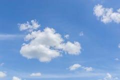 Le ciel et les nuages Images stock