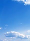 Le ciel opacifie la lumière du soleil Photo stock