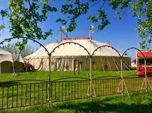 Le cirque est venu à la ville Images libres de droits