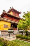 Le Cité interdite chez Hue, Vietnam image stock