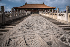 Le Cité interdite, Pékin Image libre de droits
