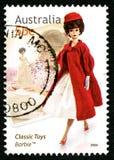 Le classique joue le timbre-poste australien Image stock