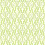 Le classique part d'Art Deco Seamless Pattern Texture élégante de feuille géométrique Rétro texture de vecteur de plume abstraite illustration stock
