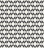 Le classique part d'Art Deco Seamless Pattern Texture élégante de feuille géométrique Rétro texture de vecteur de plume abstraite Illustration de Vecteur
