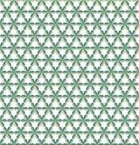 Le classique part d'Art Deco Seamless Pattern Texture élégante de feuille géométrique Rétro texture de vecteur de plume abstraite Illustration Libre de Droits