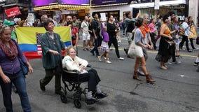 Le climat mars 139 des personnes Photo libre de droits