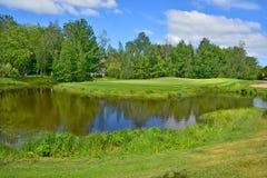 Le club de golf royal de Bromont Photo stock