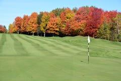 Le club de golf royal de Bromont Image stock