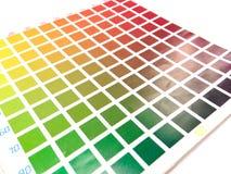 le cmyk 3d colore la réflexion de hdr rendent Image libre de droits