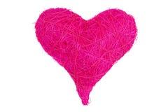 Le coeur de l'écheveau de l'amorçage Images libres de droits