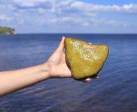 Le coeur de la nature et des rivières Images stock