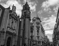 Le coeur de Mexico image libre de droits
