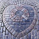 Le coeur de Midlothian Photos libres de droits