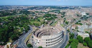 Le Colisé romain banque de vidéos
