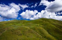 Le colline sono meravigliose Fotografia Stock Libera da Diritti