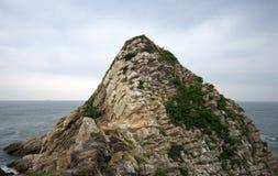 Le colline sterili isolate nella baia di huizhou daya Immagini Stock Libere da Diritti