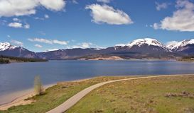 Le Colorado image libre de droits