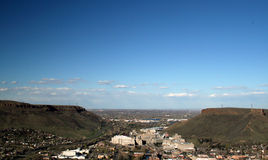 Le Colorado d'or photo libre de droits
