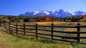 Le Colorado du sud-ouest Image libre de droits