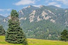Le Colorado les Rocheuses image stock