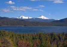 Le Colorado les Rocheuses photo stock