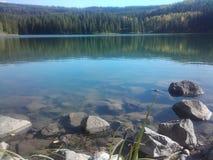 Le Colorado Mesa Lake Images stock