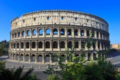 Le Colosseum à Rome, Italie Photographie stock libre de droits