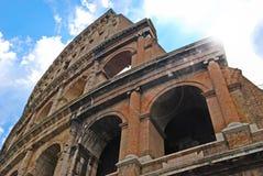Le Colosseum à Rome Italie Images libres de droits