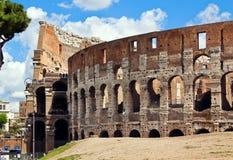 Le Colosseum à Rome, Italie Image libre de droits