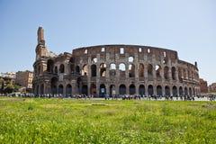 Le Colosseum Images libres de droits