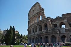 Le Colosseum Photo libre de droits