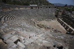 Le Colosseum en Turquie Photos libres de droits