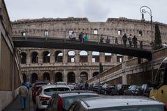 Le colosseum romain images stock