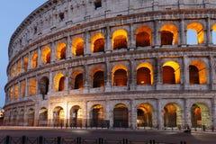 Le colosseum romain photographie stock