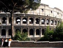 Le Colosseum, Rome Image libre de droits