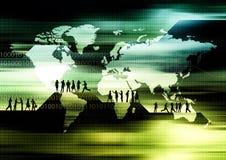 Le commerce électronique Photographie stock libre de droits