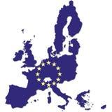 Le Communauté européen Images stock