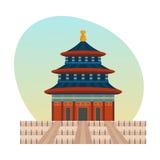 Le complexe de palais des empereurs chinois est palais impérial Cité interdite Photo libre de droits