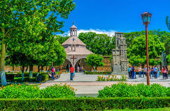 Le complexe Etchmiadzin saint photos stock