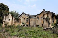 Le comté de Dapu de la ville de Meizhou, Guangdong, porcelaine Images libres de droits