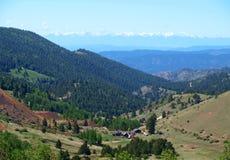 Le comté de Teller, le Colorado Photos libres de droits