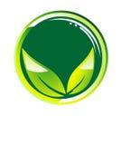 le concept de backgroud vont vert Photos stock