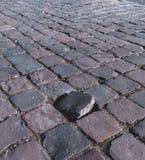 Le concept de brique peut être employé comme fond photographie stock libre de droits