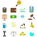 Le concept de Finans d'affaires, ceci est une image générée par ordinateur rendue par 3d illustration libre de droits