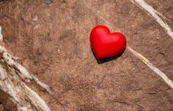 Le concept de fond de coeur Photographie stock