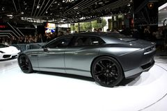 Le concept de Lamborghini Estoque Photos libres de droits