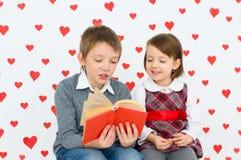 Le concept de Valentine Images stock